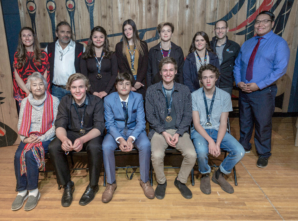 Northeast Honours Recipients of the 2018 Premier's Awards for Indigenous Youth Excellence in Sport
